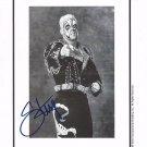 "Sting (Wrestler) 8 x 10"" Autographed Photo (Ref:1061)"