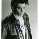 """Johnny Depp (Edward Scissorhands, Secret Window) 8 x 10"""" Autographed Photo (Reprint:1069)"""