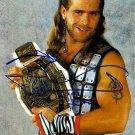 "Wrestling Champion Shawn Michaels 8 x 10"" Autographed Photo (Ref:1077)"