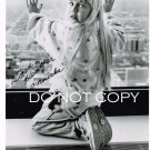 "Rare - Heather O'Rourke Poltergeist 8 x 10"" Autographed  / Signed Photo (Reprint :1089)"