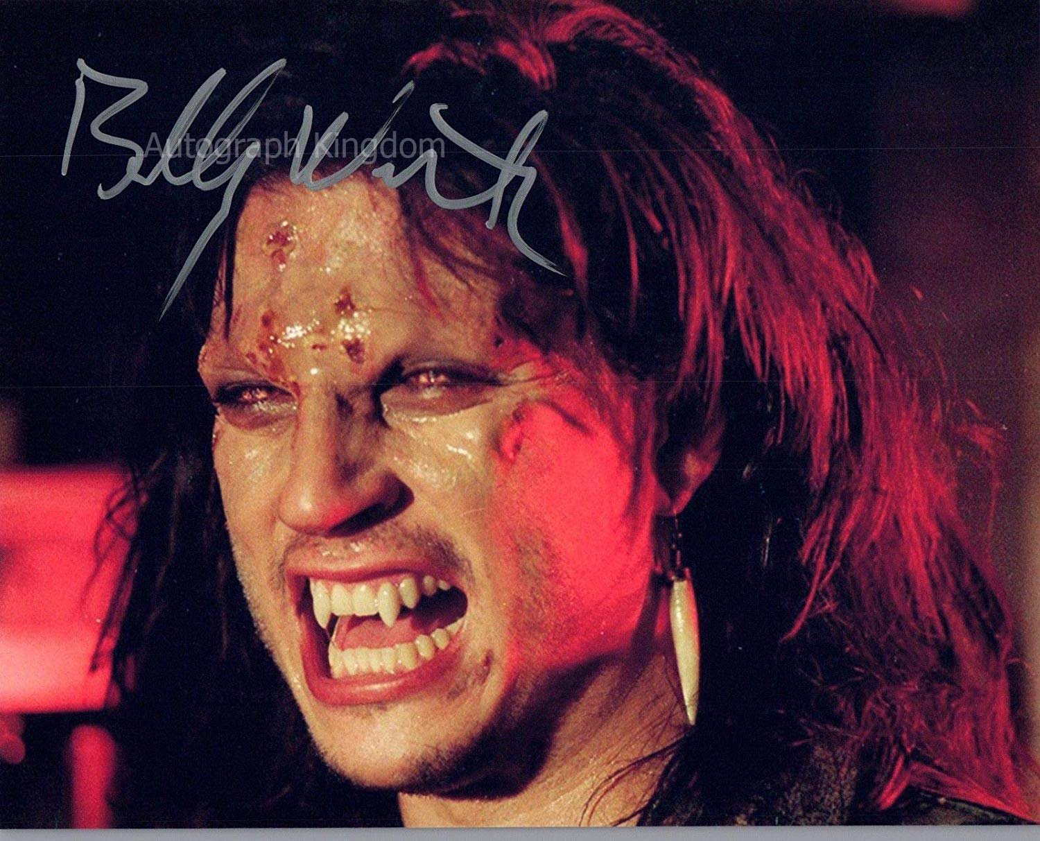 """Billy Wirth 8 x 10"""" Autographed Photo The Lost Boys / War Party (Reprint 1100) Great Gift Idea!"""