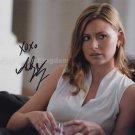 "Aly Michalka (iZombie) 8 x 10"" Autographed Photo (Reprint :1108) FREE SHIPPING"