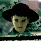 """John Franklin 8 x 10"""" Autographed Signed Photo Children of The Corn (Reprint:1122) Great Gift Idea"""
