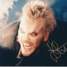 "Kiefer Sutherland The Lost Boys 8 x 10"" Autographed Photo - (Ref:1129)"