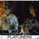 "Kiefer Sutherland & Julia Roberts ""Flatliners "" 8 x 10"" Autographed Photo (Reprint:1130)"