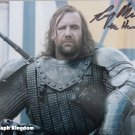 """Rory McCann Game Of Thrones 8 x 10"""" Autographed Photo - (Ref:1133)"""