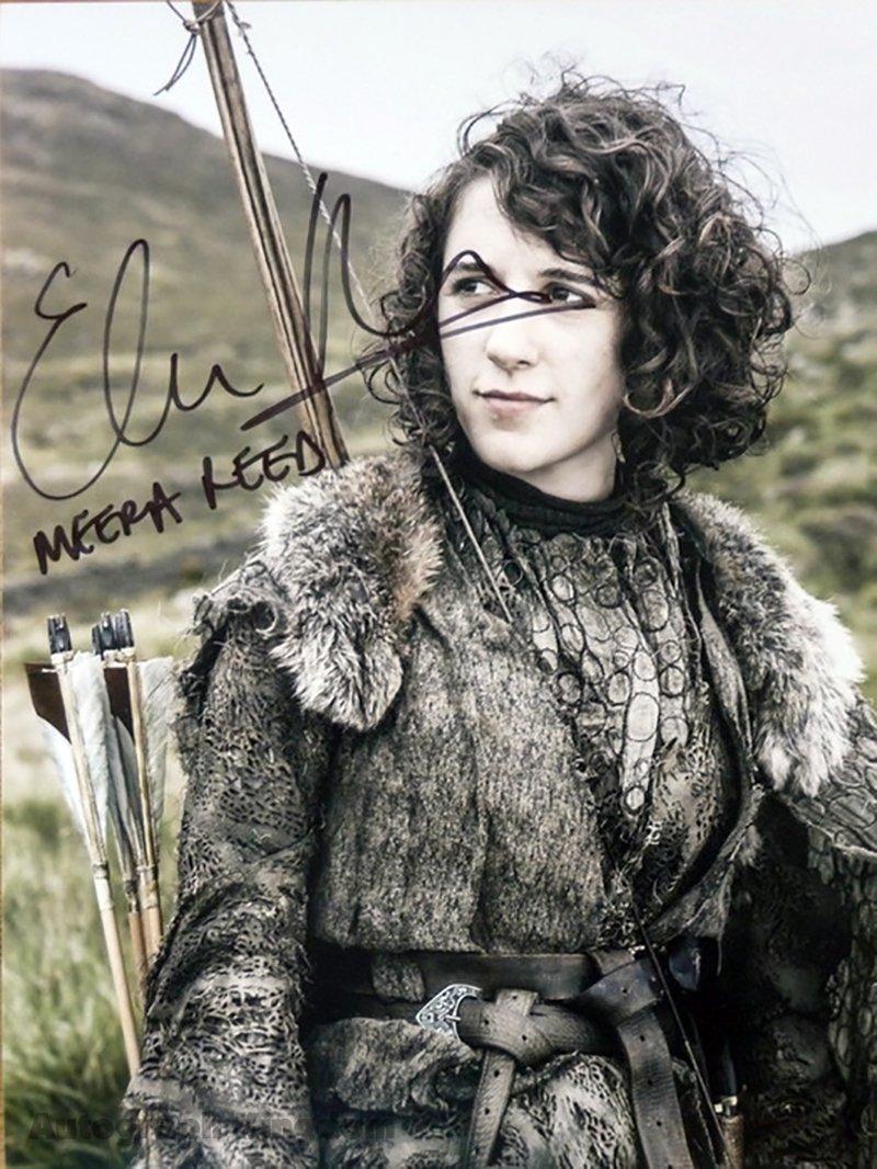 "Ellie Kendrick Game Of Thrones 8 x 10"" Autographed Photo - (Ref:1134)"