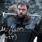 "Luke Barnes Game Of Thrones 8 x 10"" Autographed Photo (Reprint:1142)"