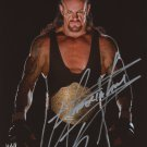 "The Undertaker WWF / WWE Wrestler 8 x 10"" Autographed Photo (Ref:1144)"