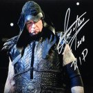 "The Undertaker WWF / WWE Wrestler 8 x 10"" Autographed Photo (Ref:1143)"