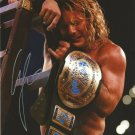 "Chris Jericho WWF / WWE Wrestler 8 x 10"" Autographed Photo (Ref:1148)"