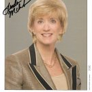 "Linda McMahon 8 x 10"" Autographed Photo (Reprint 1152)"