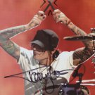 "Tommy Lee (Motley Crue) 8 x 10"" Autographed Photo - (Ref:1158)"