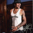 "Tommy Lee (Motley Crue) 8 x 10"" Autographed Photo - (Ref:1160)"