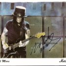"Mick Mars (Motley Crue) 8 x 10""  Autographed Photo (Reprint:1162) Ideal for Birthdays & X-Mas"