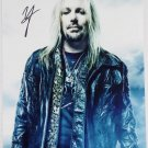 "Vince Neil (Motley Crue) 8 x 10"" Autographed Photo (Reprint 1164) FREE SHIPPING"