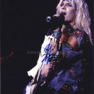 "Vince Neil (Motley Crue) 8 x 10"" Autographed Photo (Reprint:1167) FREE SHIPPING"