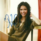 "Nina Dobrev/ The Vampire Diaries 8 x 10"" Autographed Photo - (Ref:1173)"