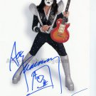 "Ace Frehley 8 x 10"" Autographed Photo - (Ref:1181)"