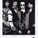 "Black Sabbath Neil Murray & Tony Martin  8 x 10"" Autographed Photo - (Ref:1190)"