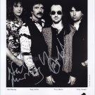 "Black Sabbath Neil Murray & Tony Martin  8 x 10"" Autographed Photo - (Reprint:1190)"