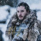 "Kit Harington (Game Of Thrones /John Snow) 8 x 10"" Autographed Photo- (Reprint:1196)"