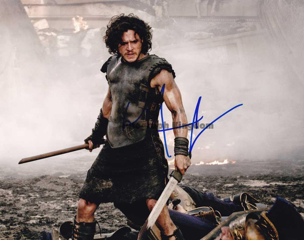 "Kit Harington (Game Of Thrones) 8 x 10"" Autographed Photo (Reprint:1197) ideal for Birthdays & X-mas"