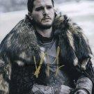 "Kit Harington (John Snow: Game of Thrones) 8 x 10"" Autographed Photo (Reprint:1201)"