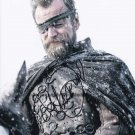 "Richard Dormer 8 x 10"" Autographed Signed Photo Game of Thrones