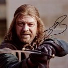 "Sean Bean (Game Of Thrones) 8 x 10"" Autographed Photo (Reprint:1236)"