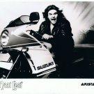 "Meat Loaf Modern Girl 8 X 10"" Black & White Promo Photo"