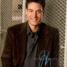 "Josh Radnor How I Met Your Mother 8 x 10"" Autographed Photo (Ref:1277)"