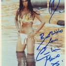 "Caroline Munro The Last Horror Film 8 x 10"" Signed Photo - (Reprint:1305) FREE SHIPPING"
