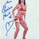 "Caroline Munro Cute Little Buggers 8 x 10"" Signed Photo - (Ref:1308)"