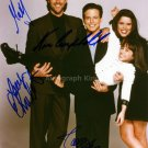 "Party Of Five (TV series) Cast: Campbell, Fox, Chabert, Wolf 8 x 10""Photo - (Reprint:1315)"