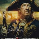 """Geoffrey Rush (Pirates Of The Caribbean) 8 x 10"""" Autographed Signed Photo (Reprint:1327)"""