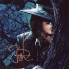 "Johnny Depp Into The Woods 8 X 10"" Autographed Photo (Reprint:1337) ideal for Birthdays & X-mas"