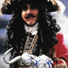 "Dustin Hoffman Capt James ""Hook"" 8 X 10"" Autographed Photo - (Ref:1340)"