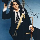 "Johnny Depp Genuine Hand Signed 8 x 10"" Photo Benny & Joon, Edwood, Edward Scissorhands"