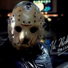"Friday The 13th Kane Hodder / Jason Vooheers 8 x 10"" Autographed Photo - (Ref:1345)"