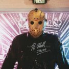 "Kane Hodder (Friday The 13th) 8 x 10"" Autographed Photo (Reprint:1352) ideal for Birthdays & X-mas"