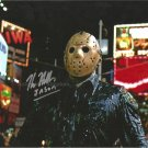 """Friday The 13th Kane Hodder / Jason Vooheers 8 x 10"""" Autographed Photo - (Ref:1347)"""