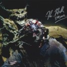 "Friday The 13th Kane Hodder / Jason Vooheers 8 x 10"" Autographed Photo - (Ref:1349)"