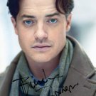 "Brendan Fraser California Man/ Airheads / The Scout 8 x 10"" Autographed Photo - (Ref:1358)"