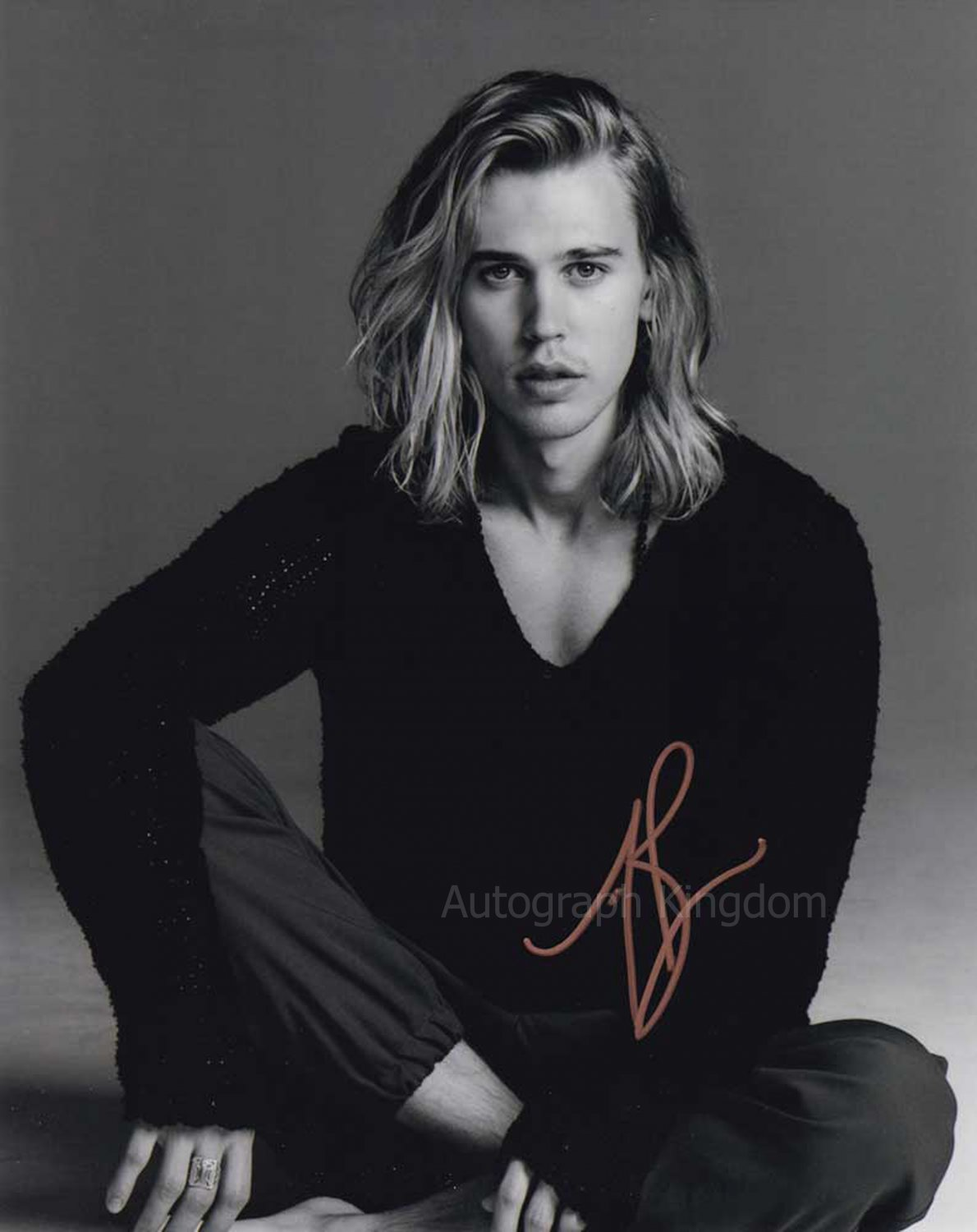 """Austin Butler 8 x 10"""" Autographed / Signed Photo (Reprint:1374) FREE SHIPPING"""