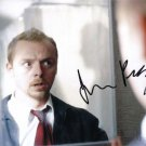 """Simon Pegg """"Shawn Of The Dead"""" 8 x 10"""" Autographed Photo (Reprint:1393)"""