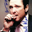"Michael Madsen 8 x 10"" Autographed Photo Chasing Ghosts/ Reservoir Dogs (Reprint:1398)"