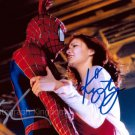 "Kirsten Dunst & Toby Maguire (Spiderman) 8 x 10"" Autographed Photo (Reprint :1400)"