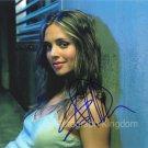 "Eliza Dushku (The Doll House)""8 x10"" Autographed Photo (Ref:1402)"