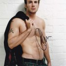"""Chris Evans Sexy Topless 8 x 10"""" Autographed Signed Photo Captain America (Reprint:1408)"""